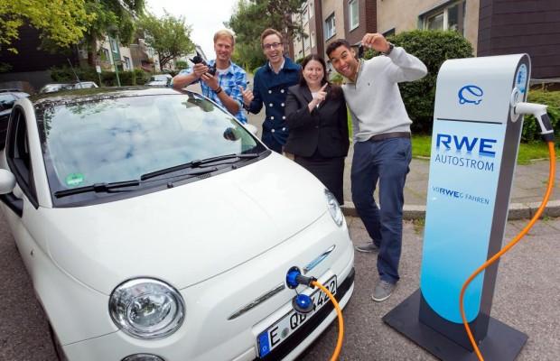 Elektromobil: Strom tanken per SMS