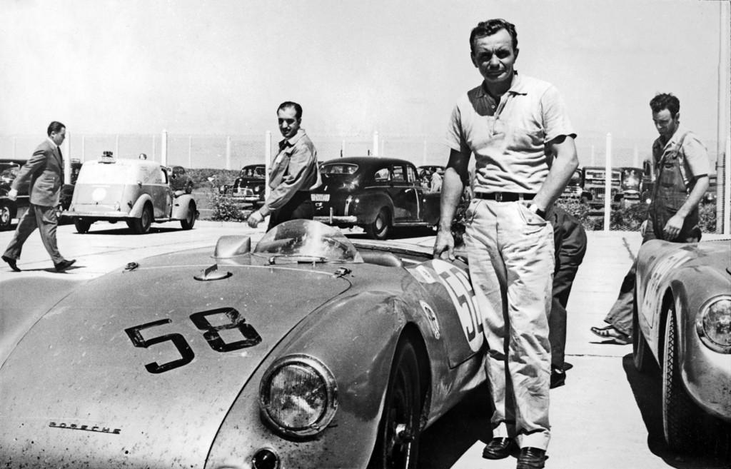 Er brachte Porsche nach Südamerika: Jaroslav