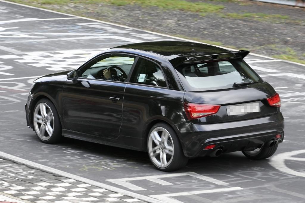 Erwischt: Erlkönig Audi RS1 – Er kommt also doch