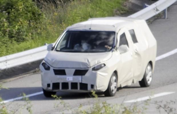 Erwischt: Erlkönig Mercedes/Renault Van – Benz auf Französisch