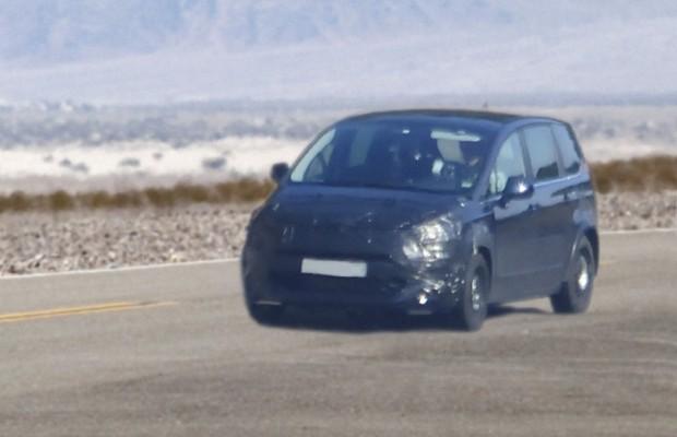 Erwischt: Erlkönig Peugeot 5008