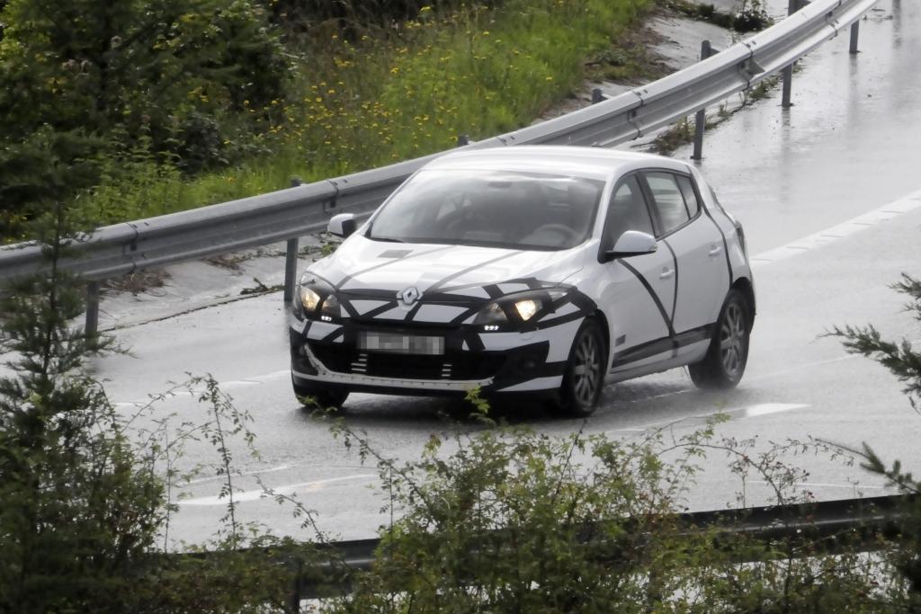 Erwischt: Erlkönig Renault Megane – Weniger als erwartet