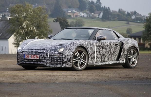 Erwischt: Erlkönig Roding Roadster – Supersportler aus der Oberpfalz