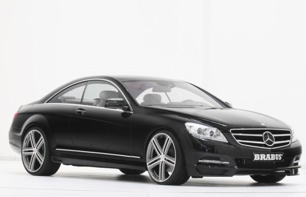 Essen 2011: Brabus Mercedes Tuning - CL und S 500 mit mehr Druck