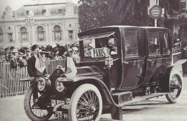 Essen 2012: Siegerautos aus 100 Jahren Rallye Monte Carlo