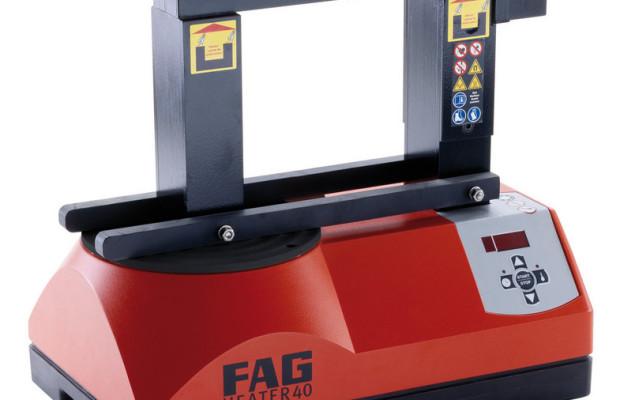 FAG bringt neue Generation induktiver Anwärmgeräte