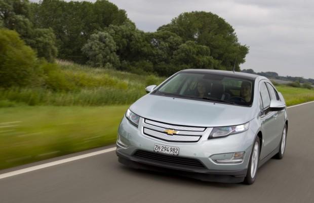 Fahrbericht Chevrolet Volt: Energiewende
