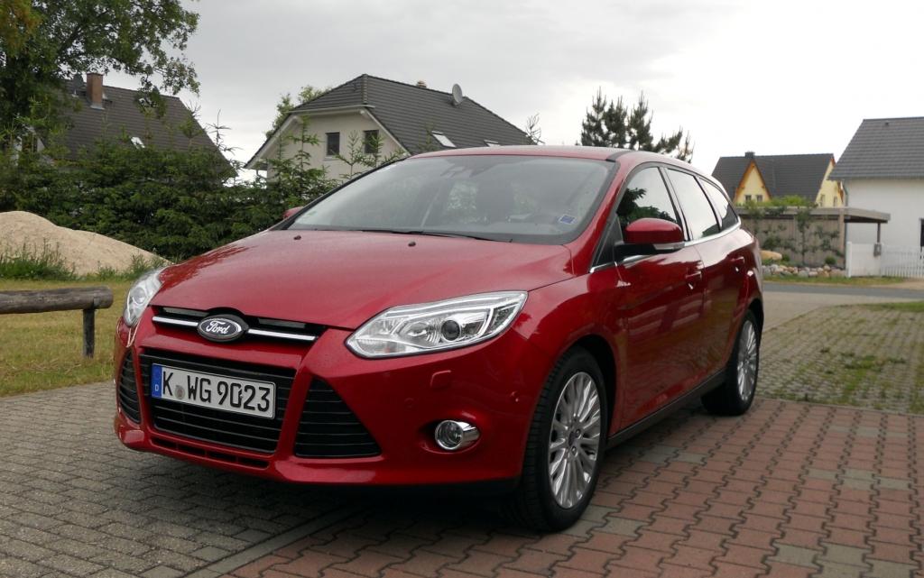 Fahrbericht Ford Focus Turnier 2.0 TDCi: Hang zu Höherem