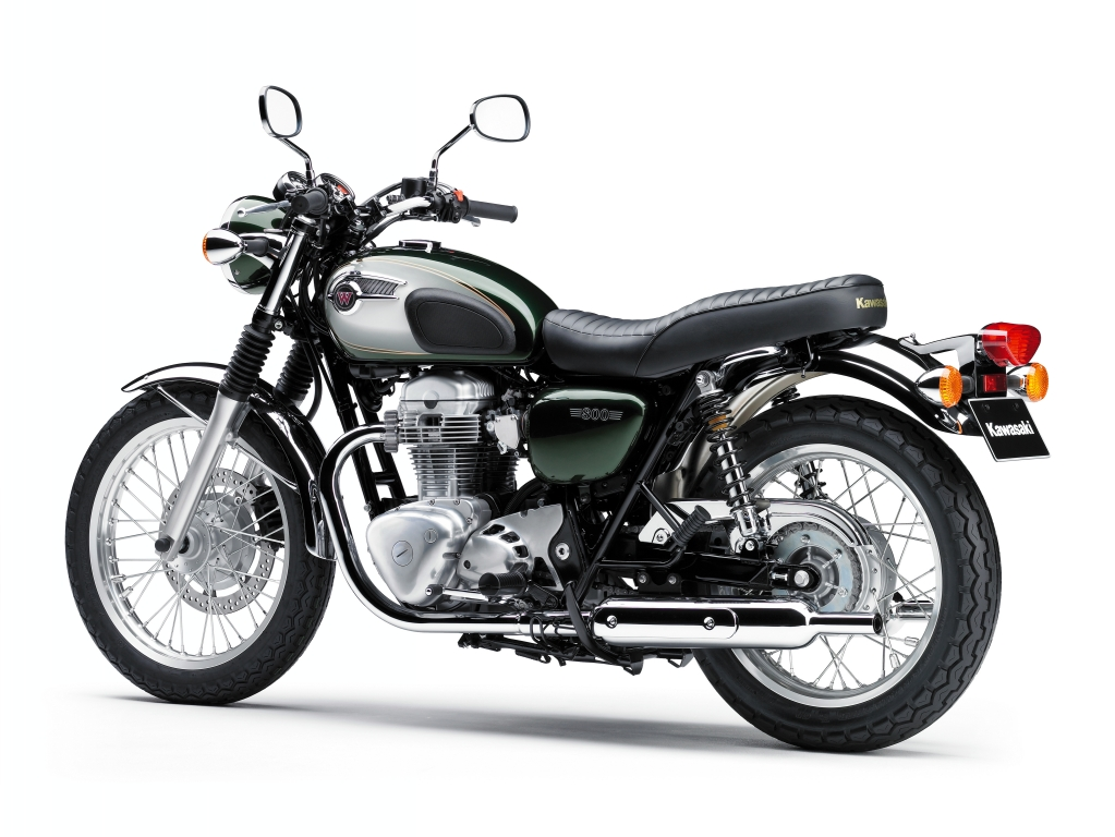 Fahrbericht Kawasaki W 800: Reiten auf der Königswelle