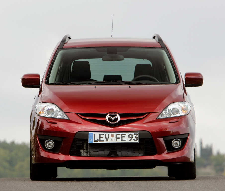 Fahrbericht Mazda5: Japanisches Raumschiff