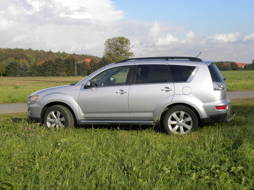 Fahrbericht Mitsubishi Outlander 2.2 DI-D: Eine ehrliche Haut