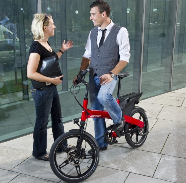 Fahrrad - Hybridtechnik für das E-Bike