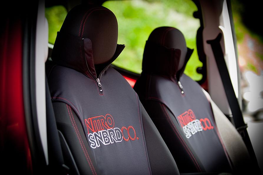 Fiat Qubo Nitro.