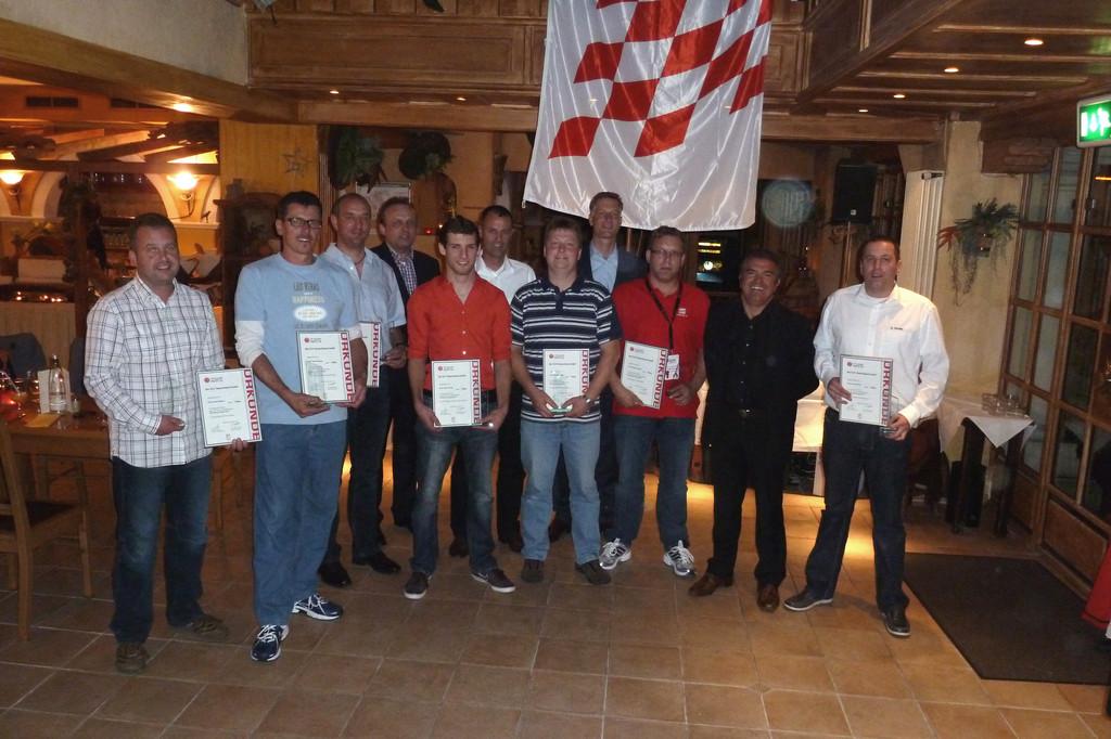 Finalisten des Seat-Wettbewerbs
