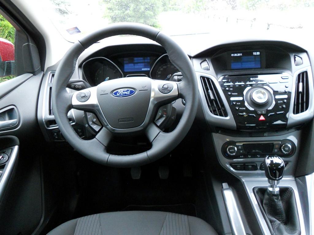 Ford Focus Tunier.