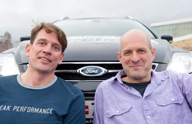 Ford Mondeo fährt 2161 Kilometer mit einer Tankfüllung