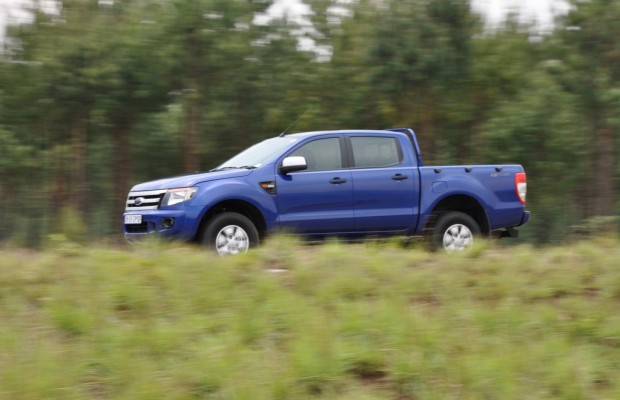 Ford Ranger - Internationaler Cowboy