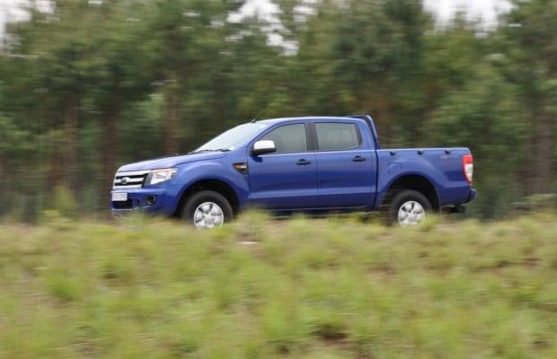 Ford Ranger - Internationaler Cowboy