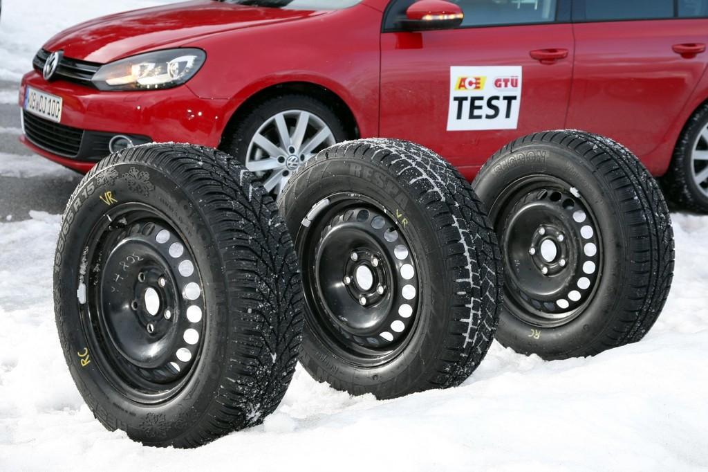 GTÜ testet runderneuerte Winterreifen.