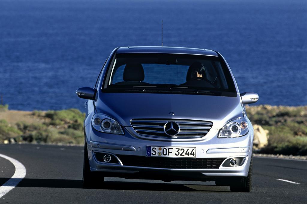 Gebrauchtwagen-Check: Mercedes B-Klasse - Würdiger Sternenträger