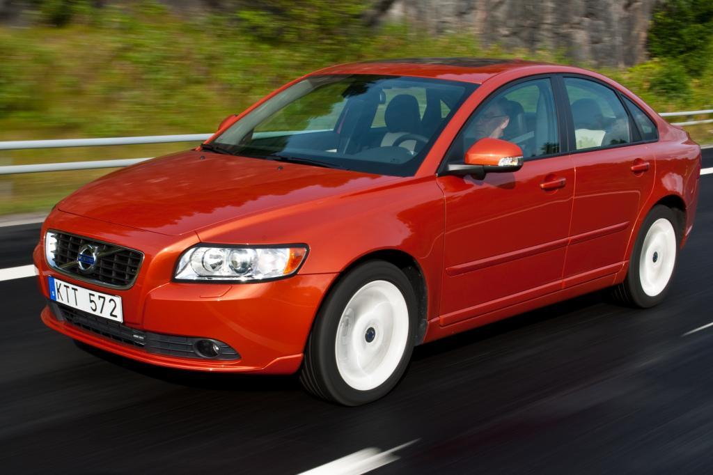 Gebrauchtwagen-Check: Volvo S40/V50 - Zurück zu guter Tradition