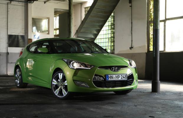 Green Apple für alle Hyundai Veloster bestellbar