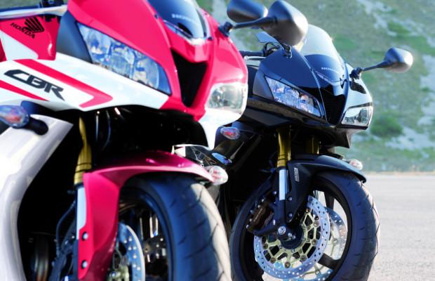 Honda CBR 600 RR nur noch mit ABS