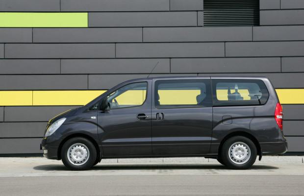 Hyundai überarbeitet Antrieb des H-1 Travel und H-1 Cargo