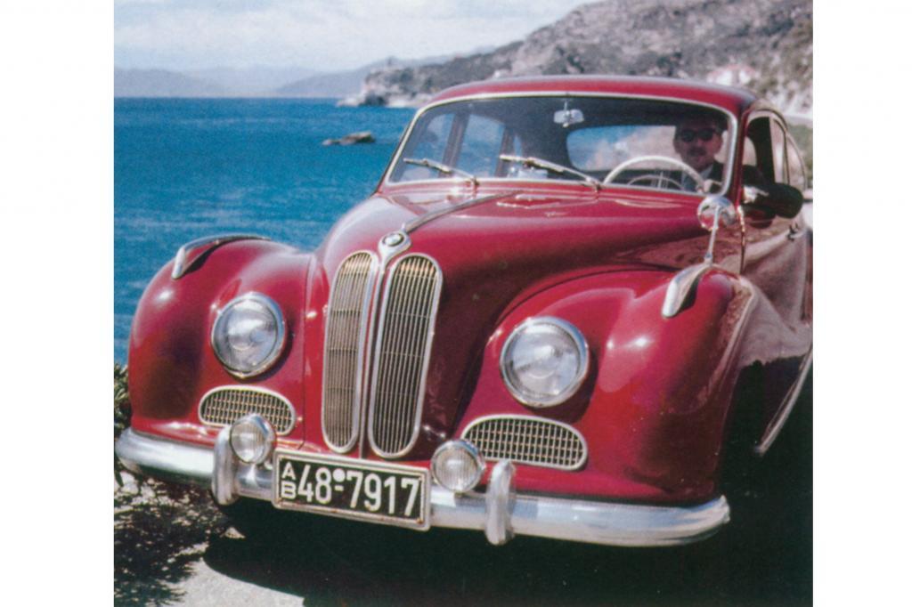 Im November 1952 startete die Produktion des 501 zum Preis von 15.150 Mark