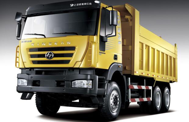Iveco stellt in China den Kingkan vor