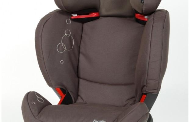 Kindersitztest - Zwei fallen durch
