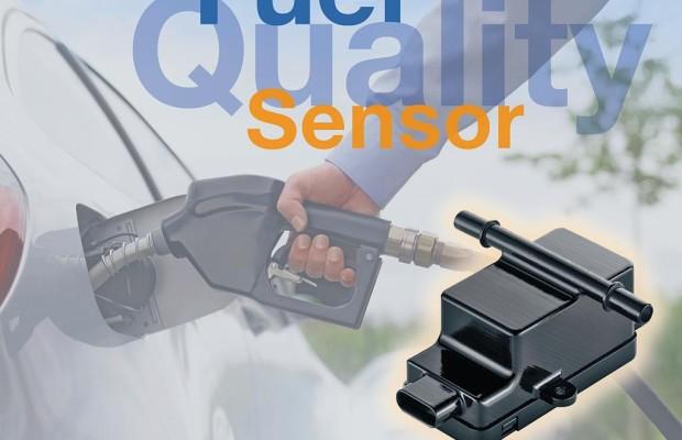 Kraftstoffqualitätssensoren vor dem Serieneinsatz