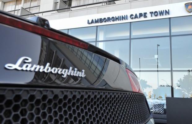 Lamborghini eröffnet zwei Showrooms in Südafrika