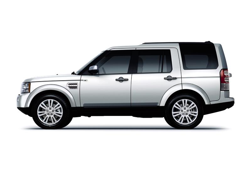 Land Rover 2012: Mehr Leistung, weniger Verbrauch