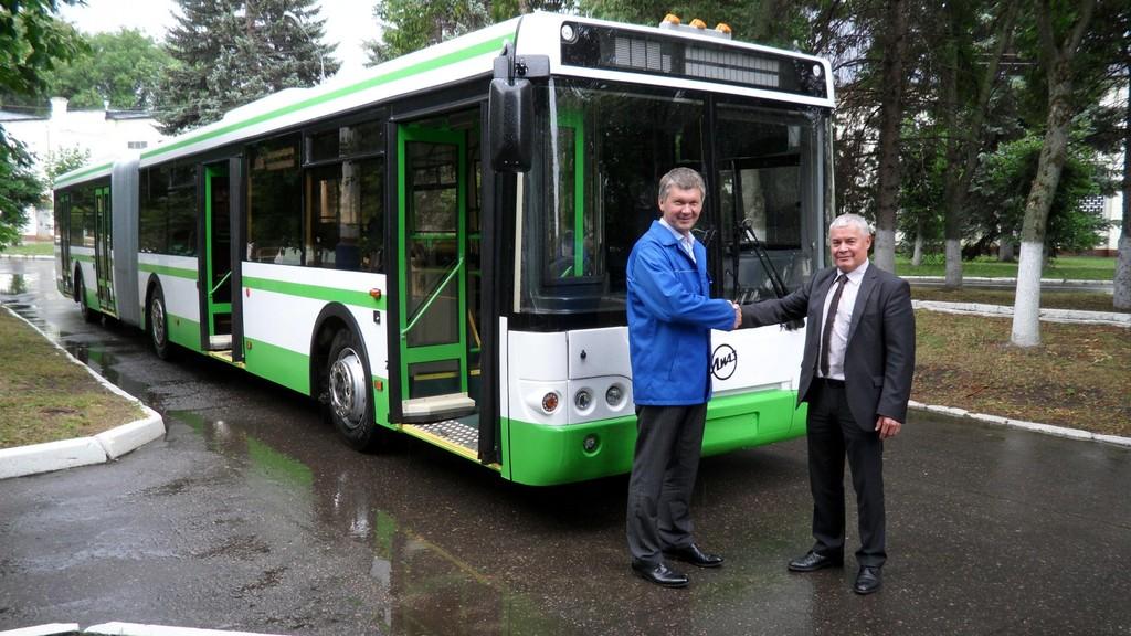 MAN Truck & Bus erhält Großauftrag aus Russland für Busmotoren