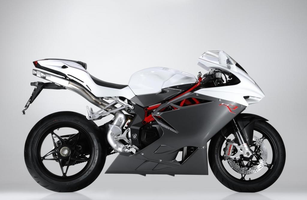 MV Agusta F4 R 2012: Superbike-Familie mit neuem Top-Modell