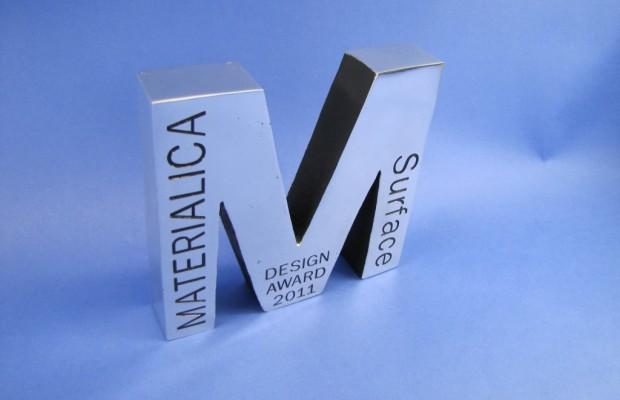 Materialica-Award 2011 für Mercedes-Benz Nanoslide