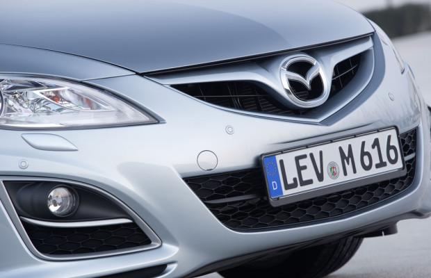Mazda kündigt rund 160 Händlern