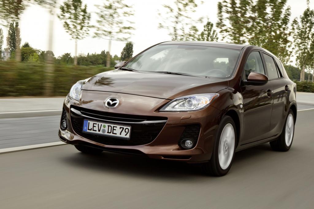Mazda3 Facelift - Ehrlicher Eingriff