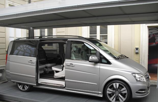 Mehr bei den Pkw: Was bei (Mercedes-)Vans alles möglich ist – Viano Vision Pearl