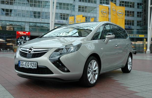 Meister im Flexiblen: Opel Zafira Tourer startet ab Mitte Januar, Vorgänger bleibt