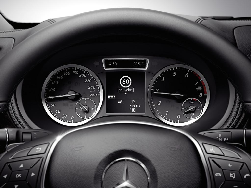 Mercedes-Benz B-Klasse: Neuer Charakter für den Sports Tourer