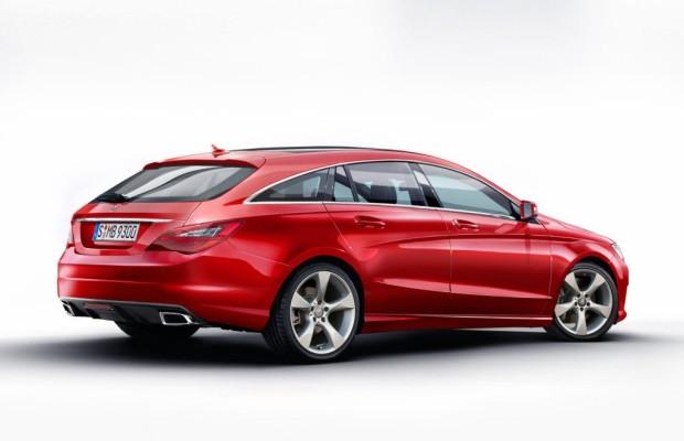 Mercedes-Zukunft - Kompakte Familienplanung