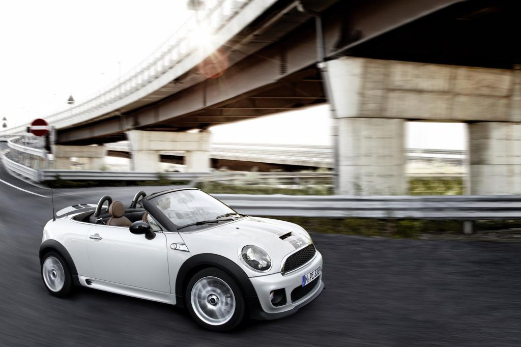 Mini macht das Coupé zum Roadster