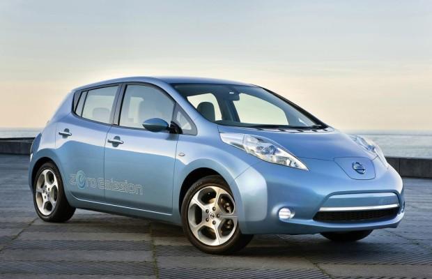 Mit E-Autos gegen Stromengpässe