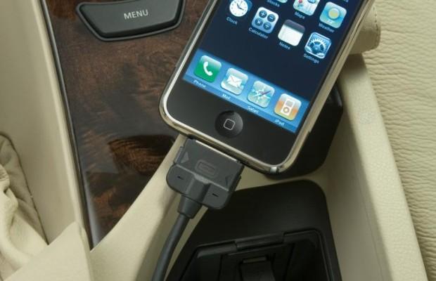 Mit dem Handy die Autobegeisterung fördern