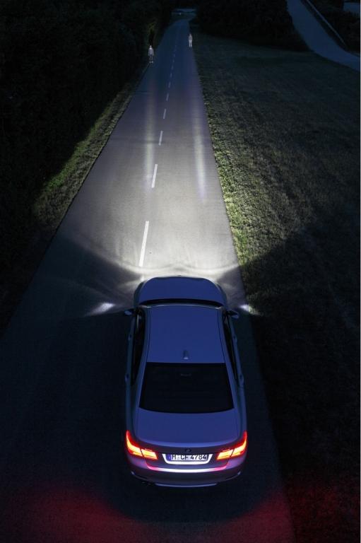 Neue Lichtfunktionen sollen für mehr Sicherheit sorgen