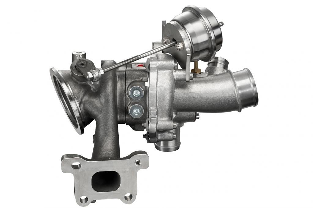Neue Turbolader für Ford-Dreizylinder