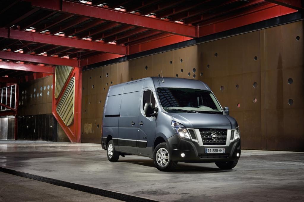 Nissan NV400 - Rückkehr des großen Transporters