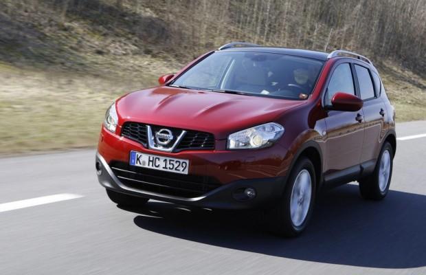 Nissan meldet September-Hoch